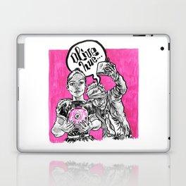 Valentine's Day (Olive Hue) Laptop & iPad Skin
