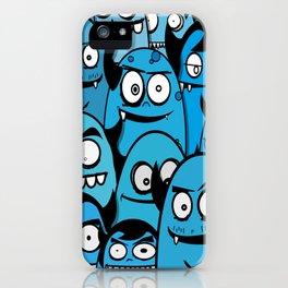 Blue Steel iPhone Case