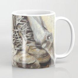 Tired of Walkin' Coffee Mug