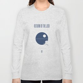 Return of the Jedi Long Sleeve T-shirt