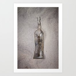 Dead Horse Bottle 6 Art Print