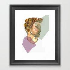 Print Framed Art Print
