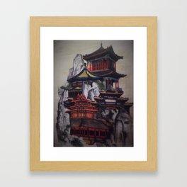 Truth of Tradition Framed Art Print