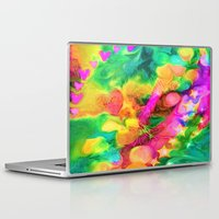 camouflage Laptop & iPad Skins featuring Camouflage by Geni