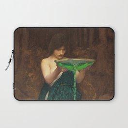 John William Waterhouse - Circe Invidiosa Laptop Sleeve