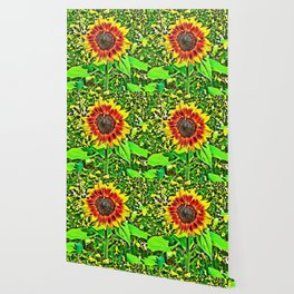 To Be A Sunflower Wallpaper