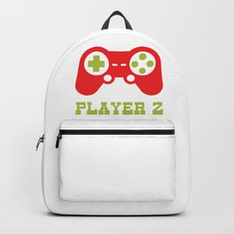 Player 2 Backpack