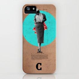 La Grande Époque iPhone Case