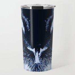 Alien Cat Travel Mug