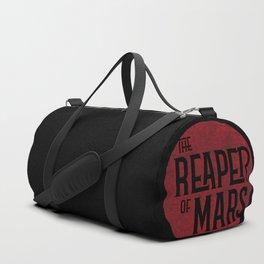 The Reaper of Mars Duffle Bag