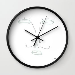 Ig Wall Clock