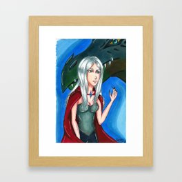 You Are Mine Framed Art Print
