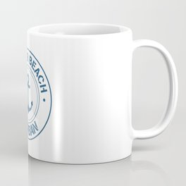 Summer Beach Durban Coffee Mug
