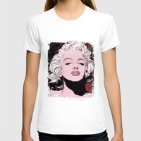monroe T-shirts featuring Monroe by Todd Bane