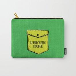 Leprechaun Holder Carry-All Pouch