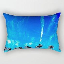 Vapors Rectangular Pillow
