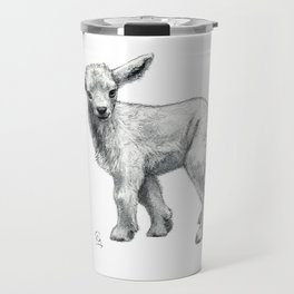 Little Goat Baby  SK134 Travel Mug