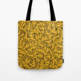 Plenty of Bananas - Yellow Tote Bag