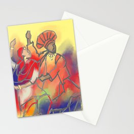 Bhangra Joy Stationery Cards
