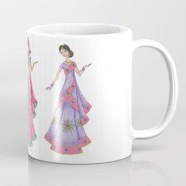 Indian Women Dancing Coffee Mug