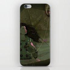 WILD WILD SEA iPhone & iPod Skin
