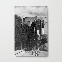 Tour de Munchen Metal Print