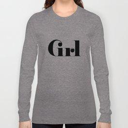GRL Long Sleeve T-shirt