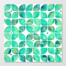 Minty Canvas Print