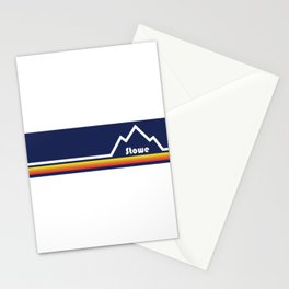 Stowe Mountain Resort Stationery Cards