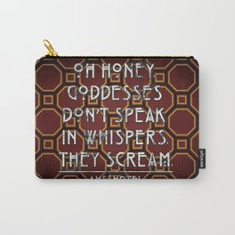 AHS - Godesses Carry-All Pouch