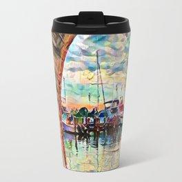Eye Spy a boat or two Travel Mug