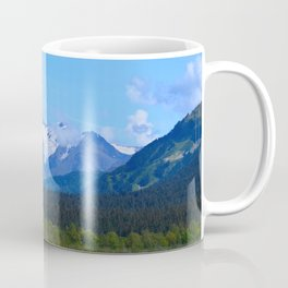 Mountain Glacier Coffee Mug