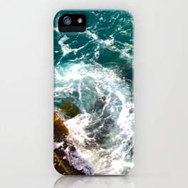 Wave Swirl iPhone Case
