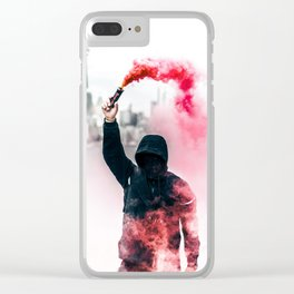 Protest Clear iPhone Case
