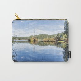 The Snag at Clear Lake Carry-All Pouch