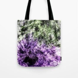 Hidden Faces Tote Bag