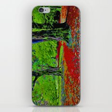 Fantasy Woodland iPhone & iPod Skin