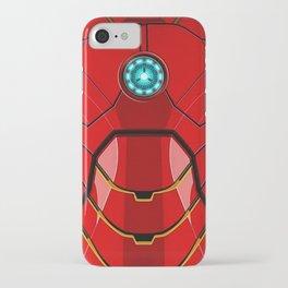 IRON MAN Iron man Body Armor iPhone Case