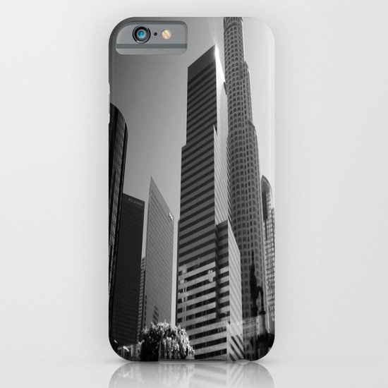 Los Angeles Skyscrapers iPhone & iPod Case