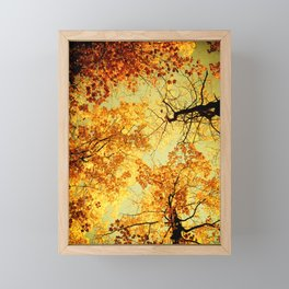 We Are Starlight, We Are Golden Framed Mini Art Print