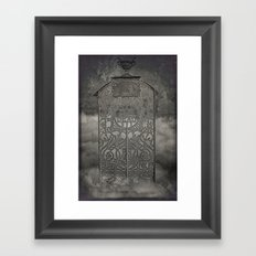 OurDead Framed Art Print