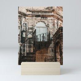 Secret Door to the Orient Mini Art Print