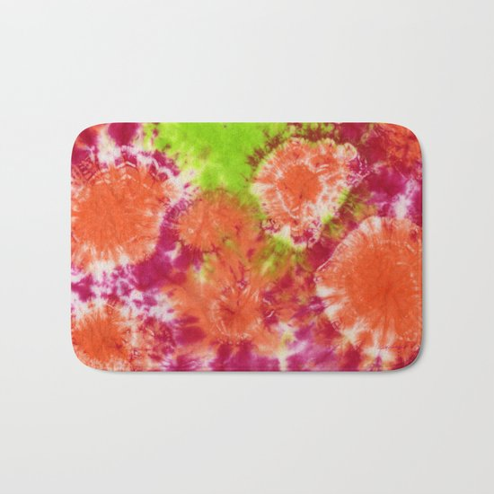 Mango Mushrooms Bath Mat