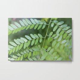 Greenery Metal Print