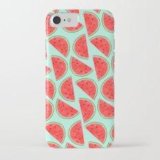 Watermelon Pattern Slim Case iPhone 7