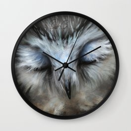 """A Portrait"" Wall Clock"