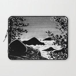 Clouds (Backpacking San Jacinto PCT) - Inktober 2017 Laptop Sleeve