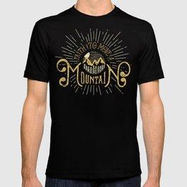 Faith to Move T-shirt