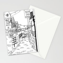 Where will the lanterns lead Stationery Cards