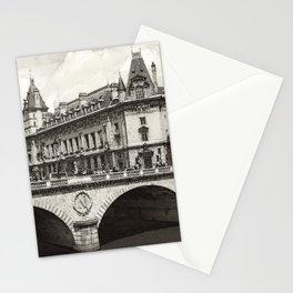 Pont Neuf Paris Stationery Cards